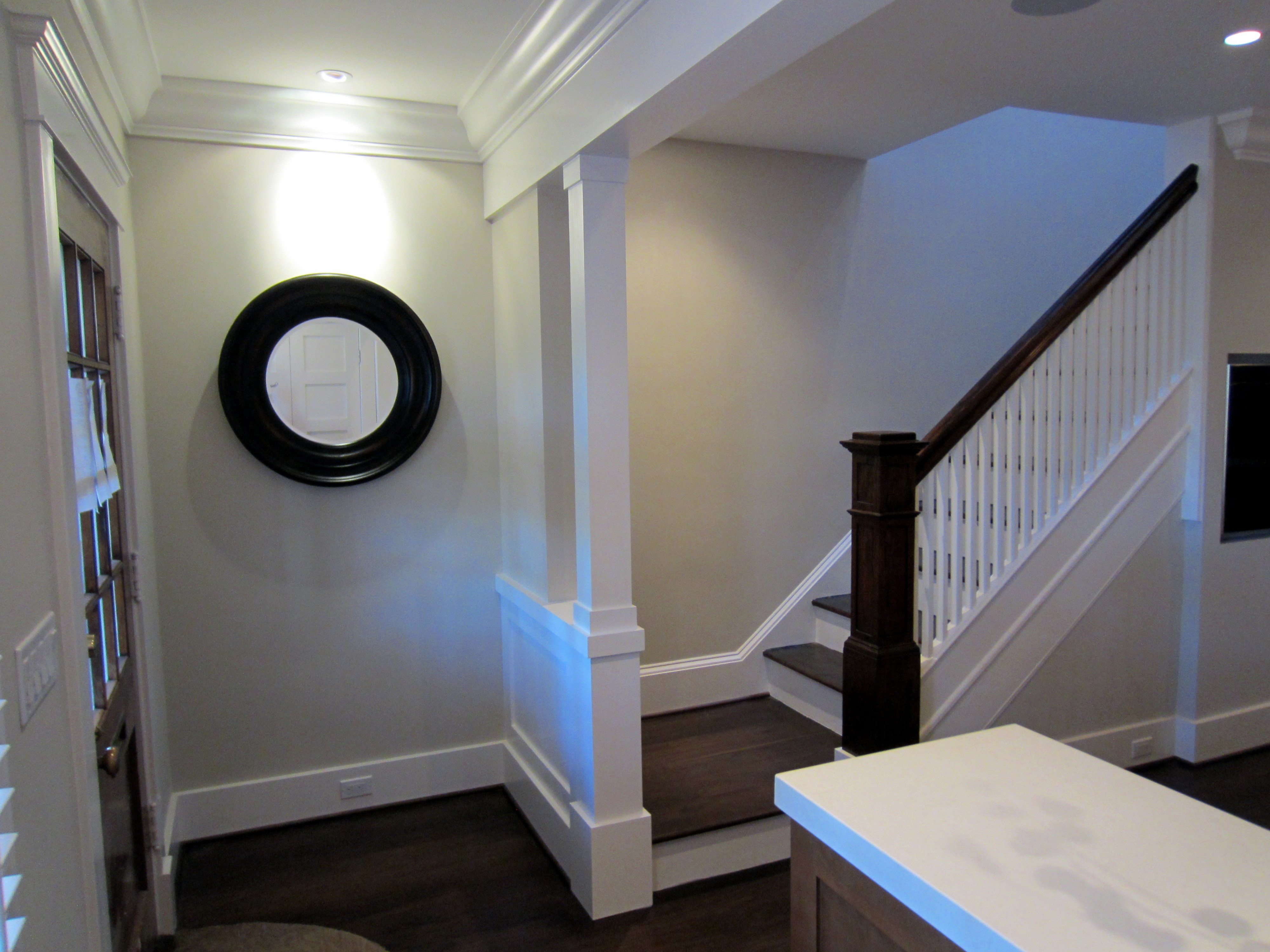 Basement Stairs With Landing. Best A With Basement Stairs With Landing